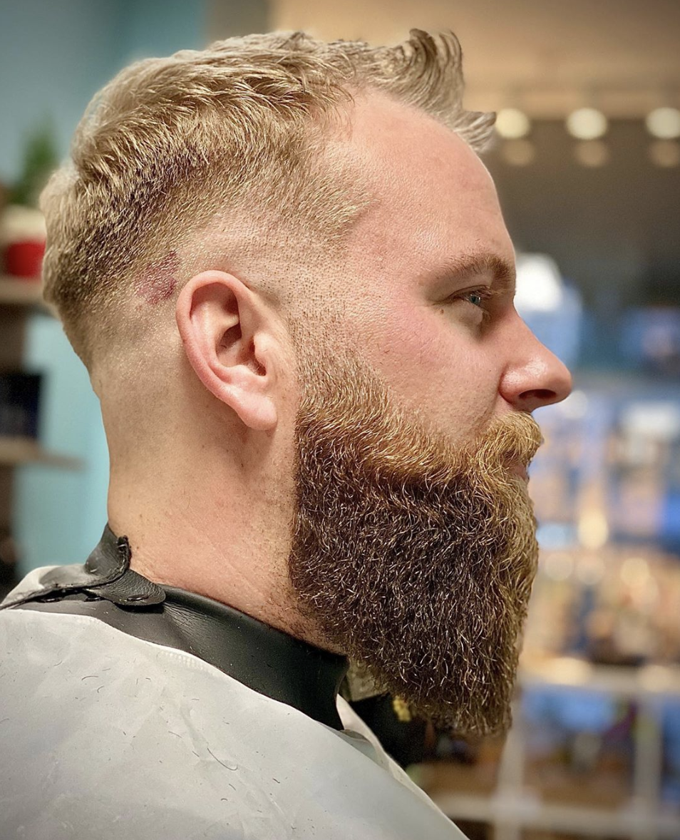 This Charming Barber Modell