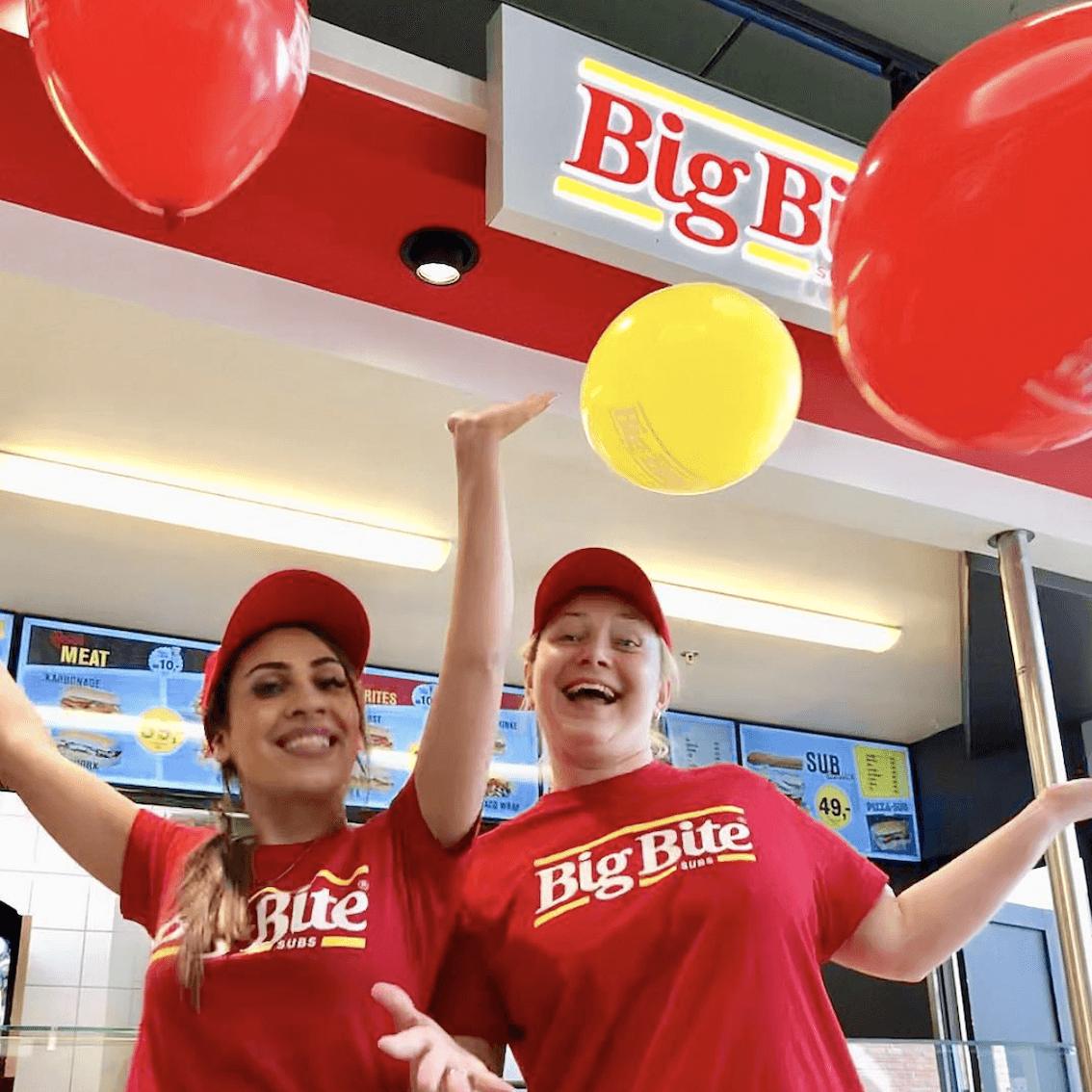 Superpris hos Big Bite, kun kr 39!