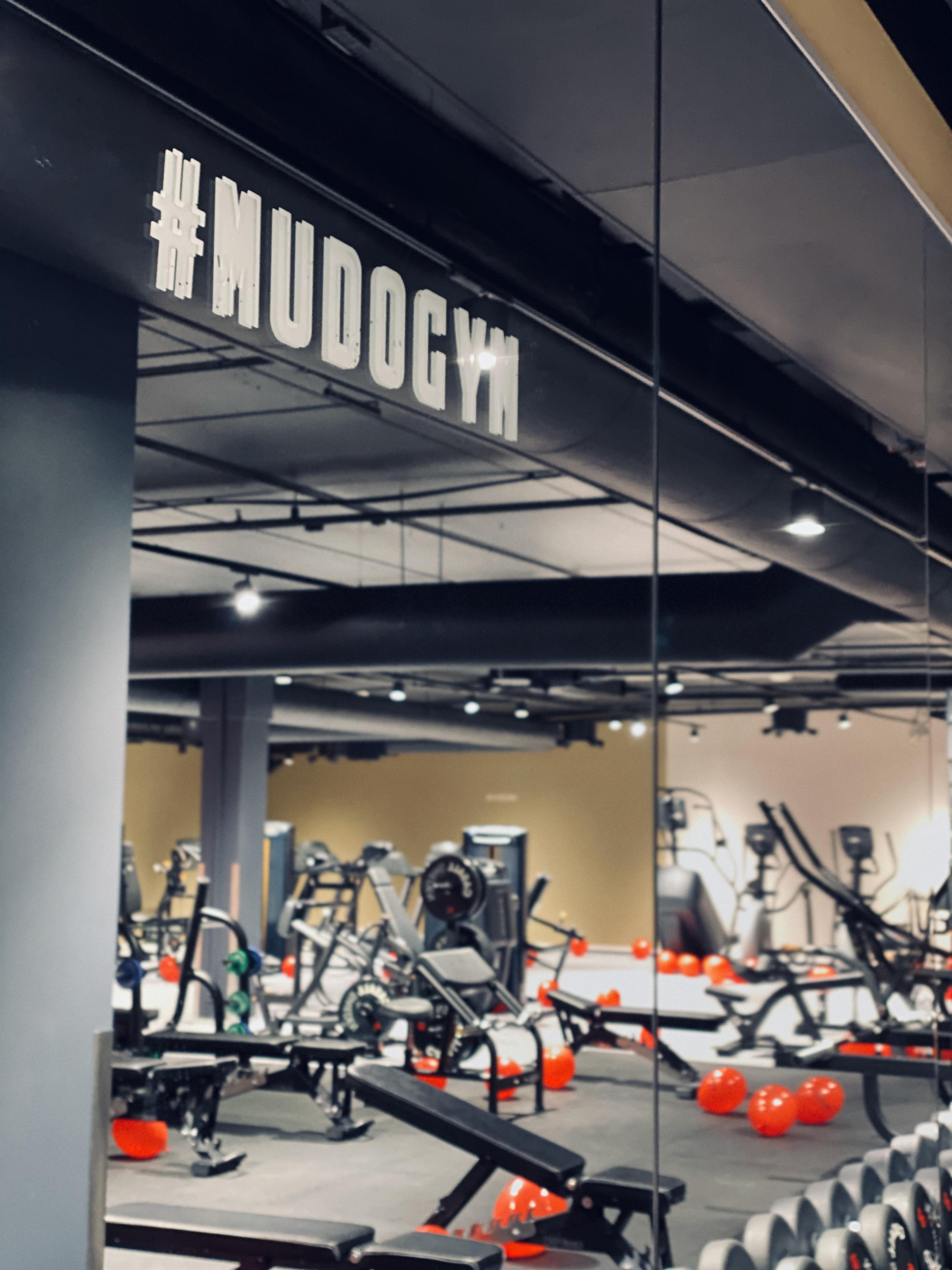 Mudo Gym har åpnet!