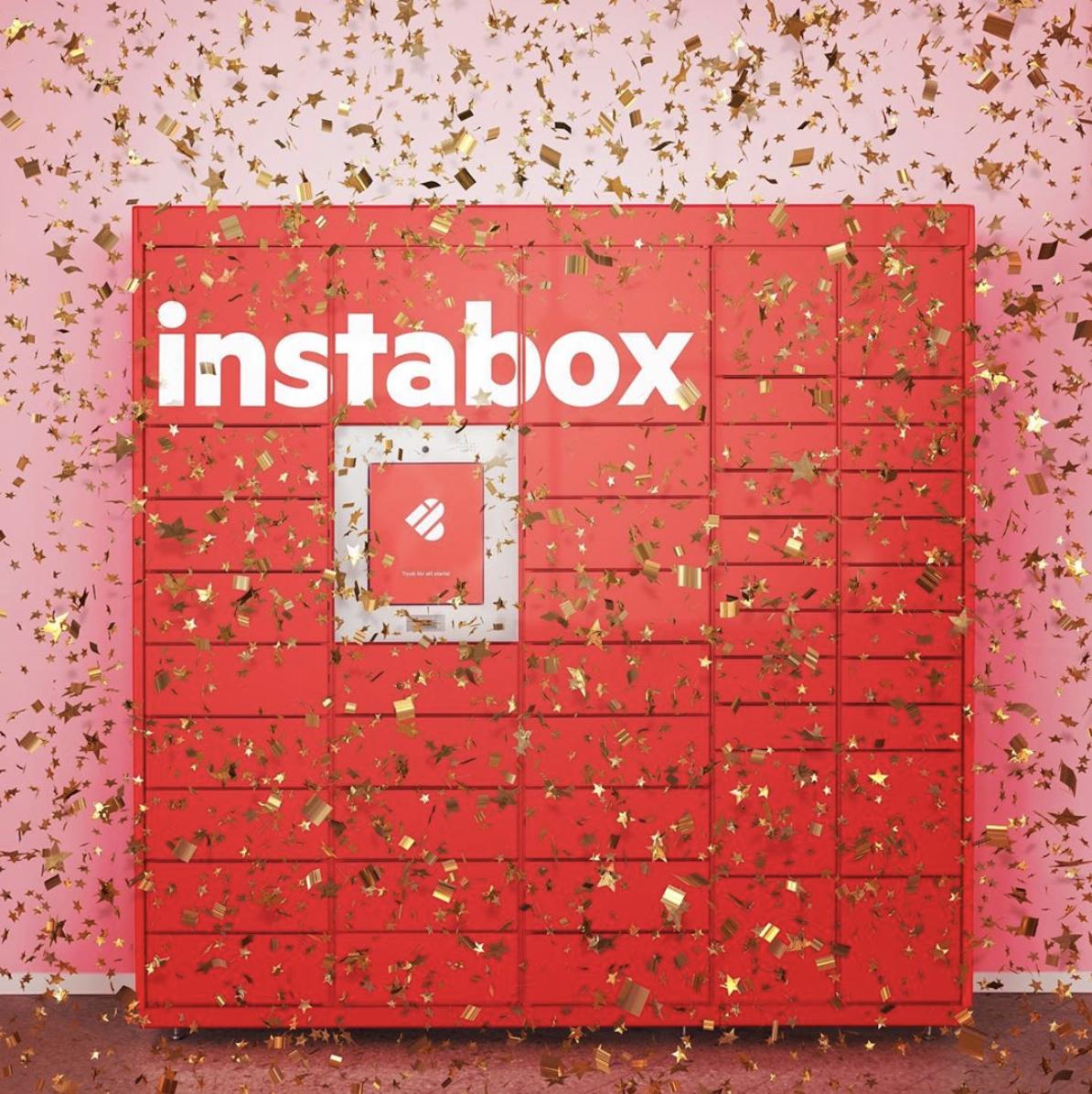 Instabox - smarte skap