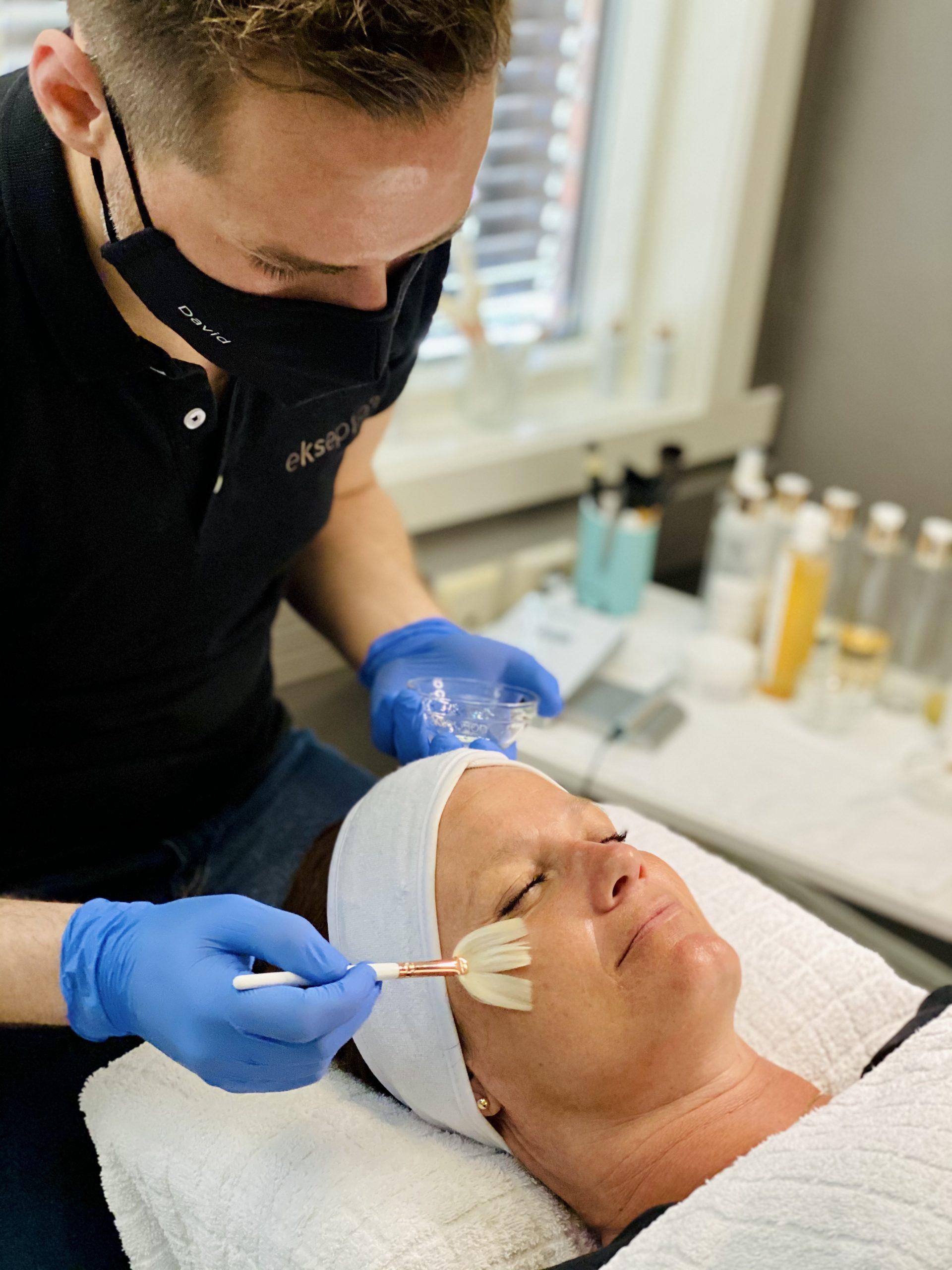 David Cosmed Helsesenter Mesoterapi