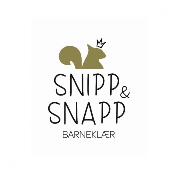 Snipp og snapp logo